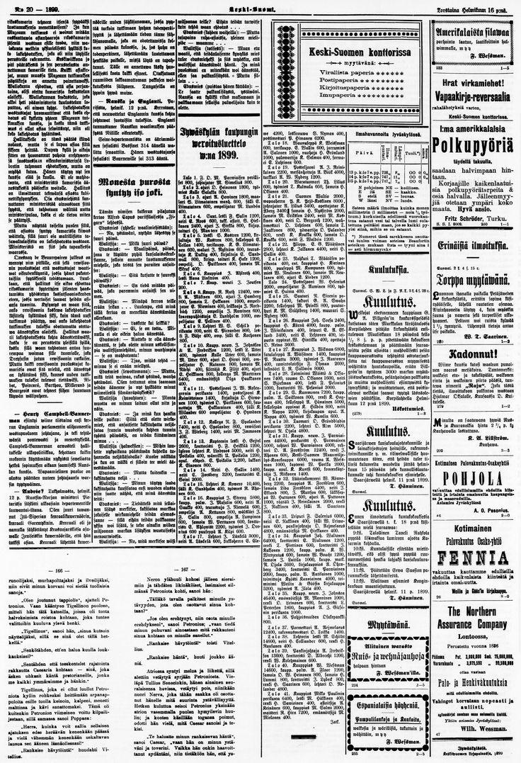 16.02.1899 Keski-Suomi no 20 - Sanomalehdet - Digitoidut aineistot - Kansalliskirjasto