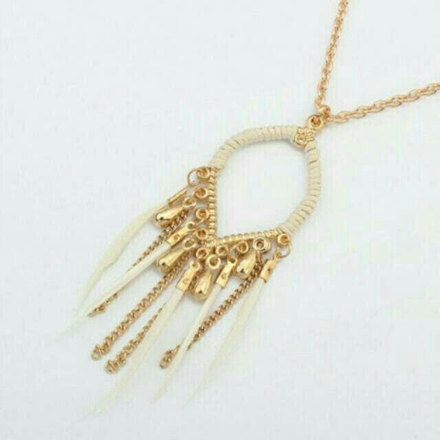Saya menjual Kalung Fashion Etsy Bohemian tassel metal pendant simple necklace -0AB6BA seharga Rp23.000. Dapatkan produk ini hanya di Shopee! https://shopee.co.id/deventostore/49045207 #ShopeeID