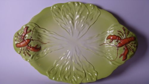 Carlton Ware Lobster Plate Collectable 1960s | eBay