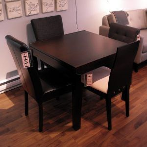Dining Room Table Chairs Small Spaces