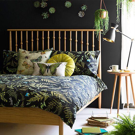 The botanical bed linen
