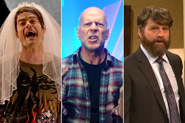 THE 10 BEST 'SNL' SKITS OF 2013
