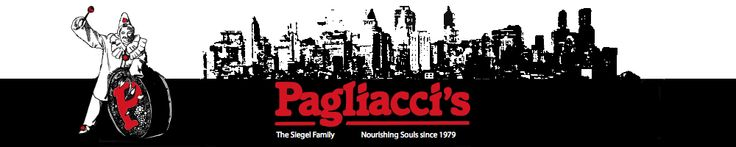 Pagliacci's is one of those timeless places, born in passion, carved from life and bathed in laughter. From the foccacia bread and soup through the Broadway-style cheesecake, every morsel is made on the spot, served with style by someone hustling for you. And there's more than enough pasta or steak to bring home to Lassie. Step back into history. This is what it used to be like before franchises.