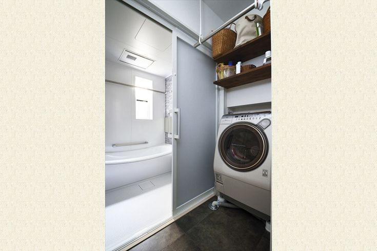 リフォーム・リノベーションの事例 浴室 施工事例No.504ひかげに負けない!密集地でも光あふれる家に。 スタイル工房