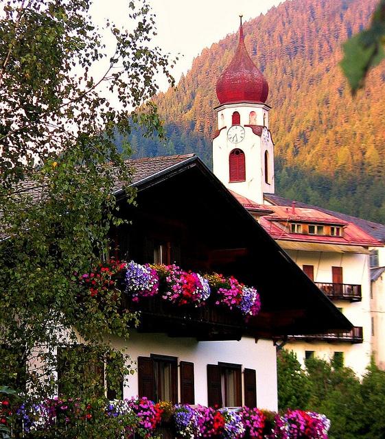 SÜDTIROL- Dolomiten, In Welschnofen