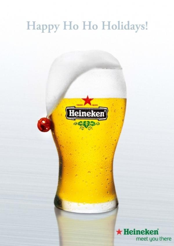X-MAS, Heineken Beer, Mccann-erickson, Heineken, Print, Outdoor, Ads