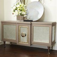 South Shore Decorating: Playa Transitional Media Cabinet - XVLG-3342
