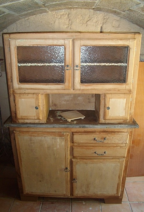 Best Buffet Mado Images On   Vintage Kitchen Cabinets