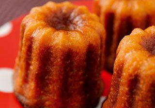 Cannelés Cooking Chef