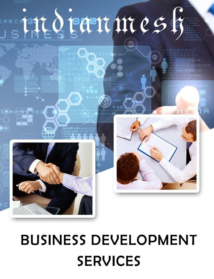 Get your business to the heights of success through @Indianmesh business development services.