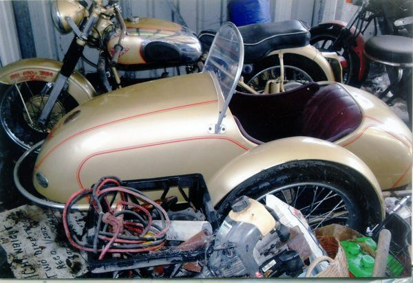 for sale 1948 tilbrrok side car for 5 000 located in athol qld contact for more details. Black Bedroom Furniture Sets. Home Design Ideas