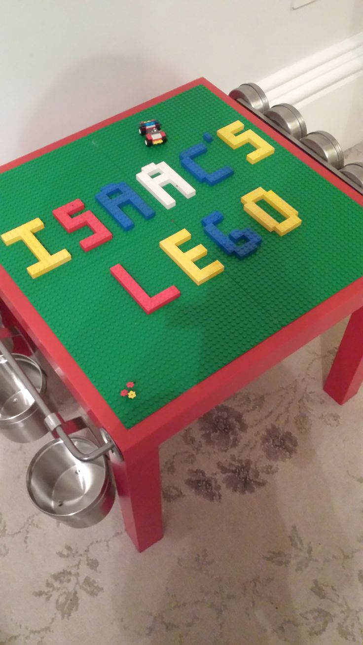 29 best ikea lack lego table hack images on pinterest for Ikea lack lego table