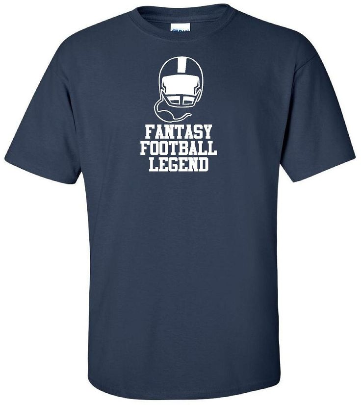 Fantasy Football Legend - Funny Sports Football Athletic T Shirt Cute Adult Unisex Sizes Gildan - NFL NCAA Monday Morning Quarterback by IsawThatOnPinterest on Etsy #fantasyfootballlegend #fantasyfootballtshirt #football #nfl #snf #mnf #tnf #sunday #qb #wr #k #defense #offense #team #isawthatonpinterest