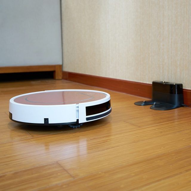CleanSweep the Floor Cleaning Robot