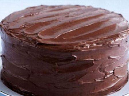 Bolo de Chocolate no Liquidificador - Receita CyberCook