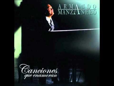 """""""Nada Personal"""" - Armando Manzanero  Bella música y letra"""