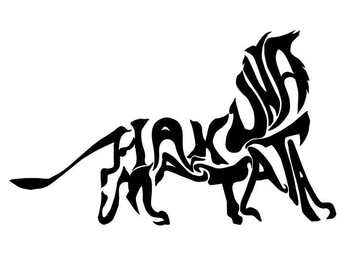 Hakuna Matata by Ziggy-Raccoon