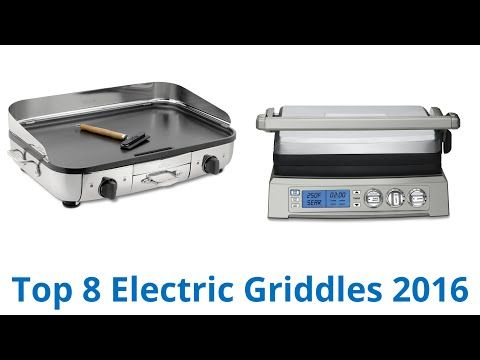 CLICK FOR WIKI ▻▻ https://wiki.ezvid.com/best-electric-griddles?id=ytdesc Electric Griddles Reviewed In This Wiki: Hamilton Beach 3-in-1 Oster DuraCeramic …   									source   ...Read More
