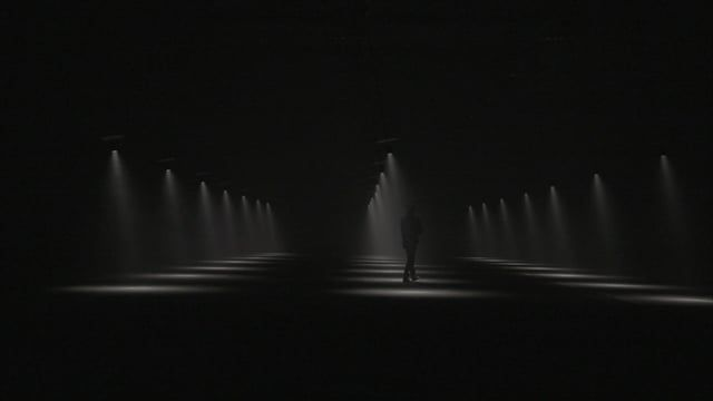Our Time (2016) is the latest large-scale installation by United Visual Artists investigating our subjective experience of the passing of time. How long is a moment? At what rate does time actually pass? The work joins a series of kinetic sculptures that began with Momentum (2013); an installation designed as a 'spatial instrument' that was to reveal the relationship between expectation and perception when intersected with a physical space.   Our Time defines a physical environment where…