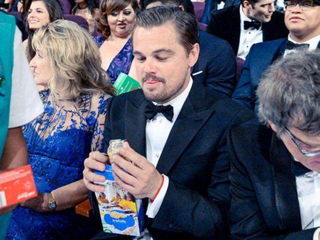 Leonardo DiCaprio, Oscar 2016