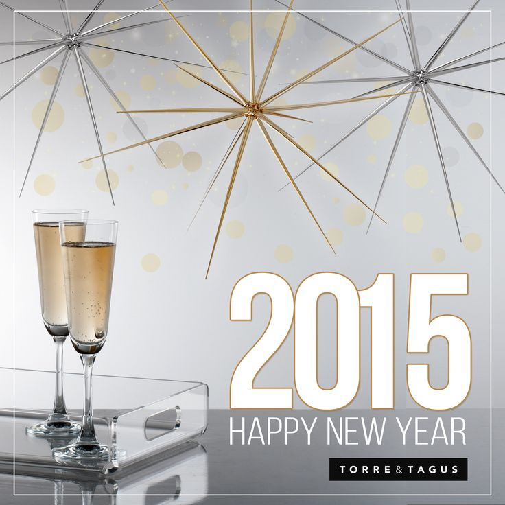 Best wishes from all of us at #TorreAndTagus for a wonderful and prosperous New Year!  #NewYearsEve2014 #HappyNewYear2015 #NewYearsCelebration