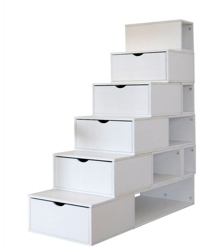 Scala cubo di riordino 150 cm - Abc-meubles.com