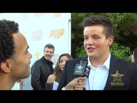 "Riley Griffiths on Working with J.J. Abrams and Steven Spielberg on ""Super 8"" - YouTube"