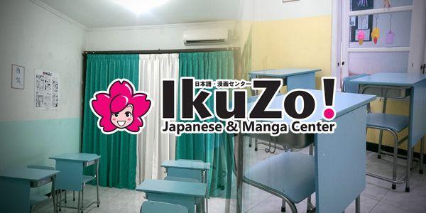 IkuZo! Yogya. Jl. Soragan Gg. kenanga no. 4, Yogyakarta. http://www.angetan.com/GoIkuZo