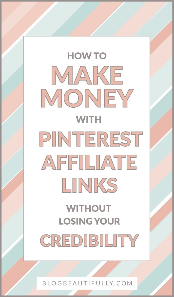 Earn Money From Home Affiliate pins are the best way to make easy passive income online. But how can you use affiliate links in a way that doesnt make your audience lose trust in you? Click through to find out! You may have signed up to take paid surveys in the past and didn't make any money because you didn't know the correct way to get started!