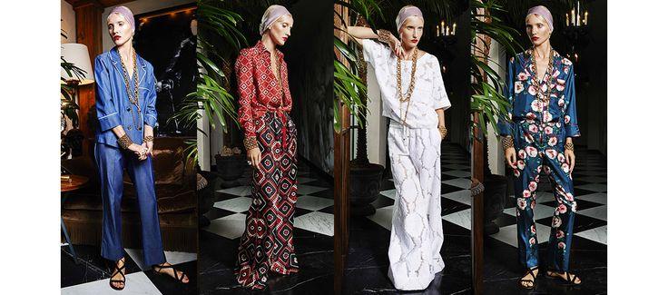 Tendance ultime du printemps-été 2016, le sleepwear est depuis toujours le fétiche de Francesca Ruffini, créatrice de For Restless Sleepers. Taillés dans les plus belles soies, soulignés d'un passepoil, habillés de motifs exclusifs… Ses pyjamas d'exception se portent aussi bien de jour que de nuit. Un exercice de style réinventé chaque saison au fil de ses envies, toujours ponctuées d'influences Fifties et Sixties. Alors qu'elle vient de présenter sa collection printemps-été 2016…