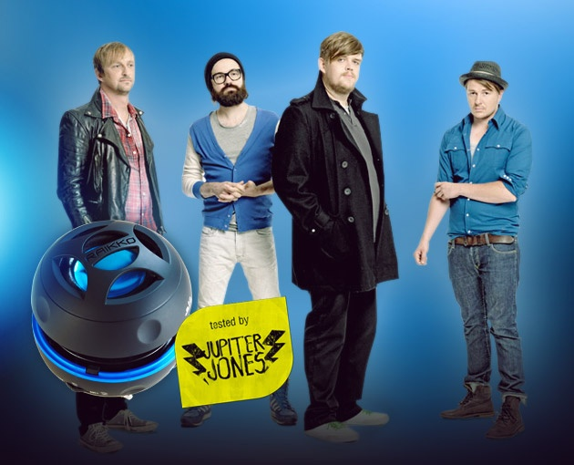 RAIKKO® DANCE Bluetooth Vacuum Speaker - Bass ist los! - Tested by Jupiter Jones