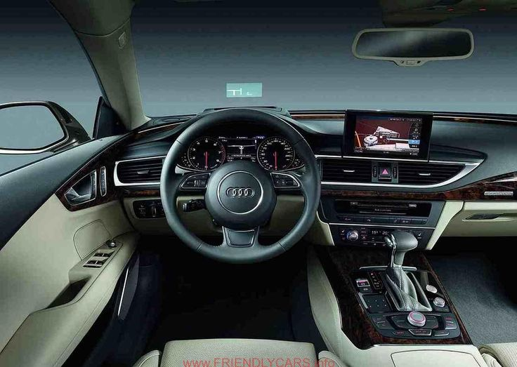 awesome audi a7 interior 2013 car images hd 2011 Audi A7 Sportback Five Door Coupe Car Information Review