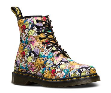 BOOTS ADVENTURE TIME