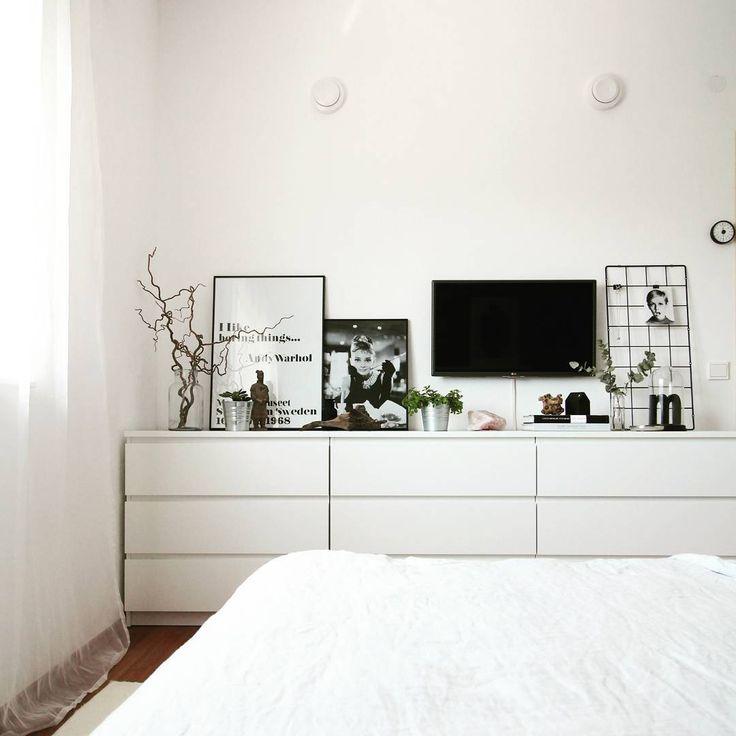 67 besten Living Room Bilder auf Pinterest Ideen, Oberschränke - anbauwand verschonern dekoideen