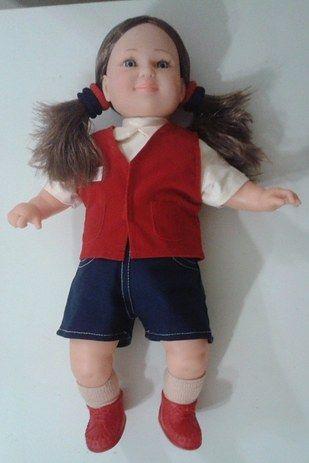 A Mili das Chiquititas de 1998. | 30 bonecas que você tinha esquecido que fizeram parte da sua infância