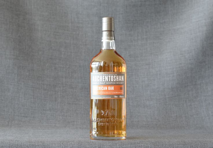 Auchentoshan American Oak Whisky Golightly Single Malt Scotch Whisky Light, Sweet, Fruity $65   Click to find!