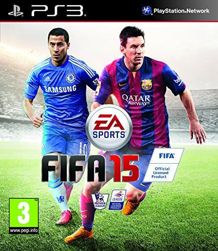 FIFA 15 (PS3) - http://thegamestoreuk.com/fifa-15-ps3/