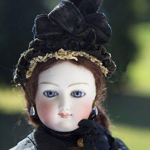 Bru fashion doll c.1867