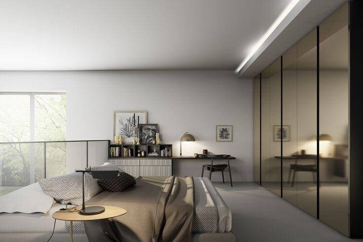 Mirror mirror on the wall...or wardrobe? ;)  #design #interiordesign #wardrobe #mirror #new #unique #special