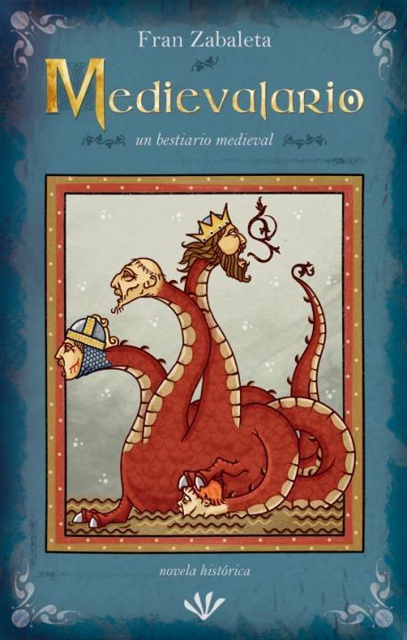 """Portada """"Medievalario"""""""