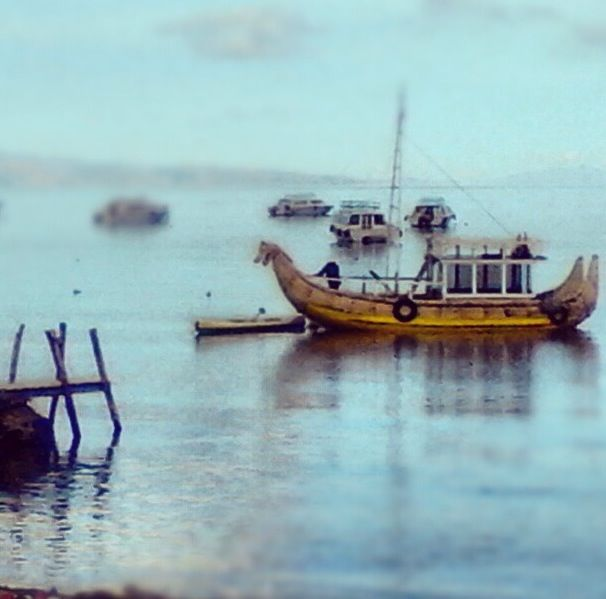 Lago Titicaca, Bolivia.
