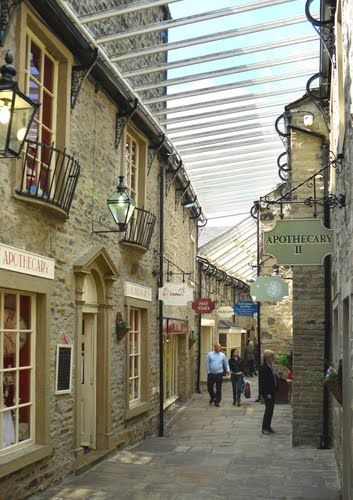 Craven Court shopping centre, Skipton