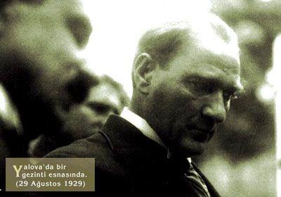 Atatürk (Yalova 1929)