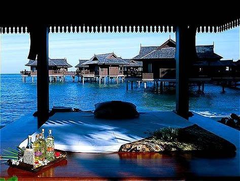 Pangkor Laut Resort | Lumut, Malaysia | slh.com - water bungalows