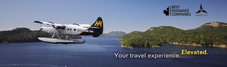 Harbour Air : Welcome!