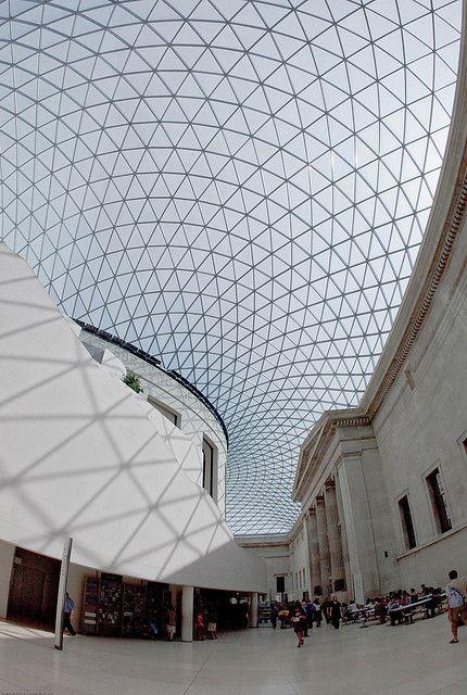 British Museum Atrium,  London