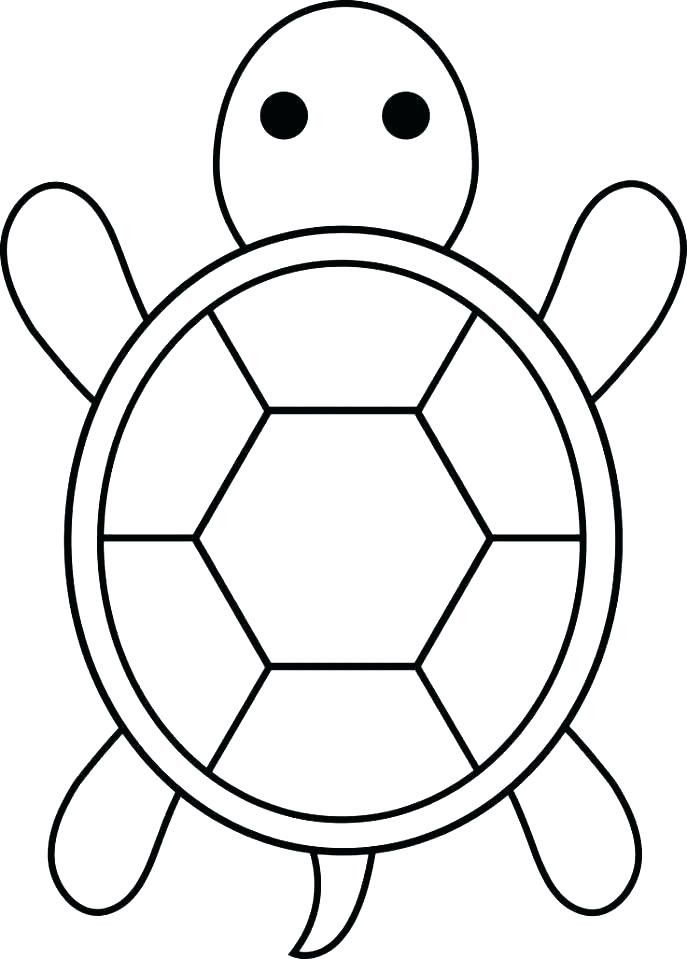 - Green Sea Turtle Coloring Page - Youngandtae.com In 2020 Turtle Coloring  Pages, Turtle Quilt, Turtle Crafts
