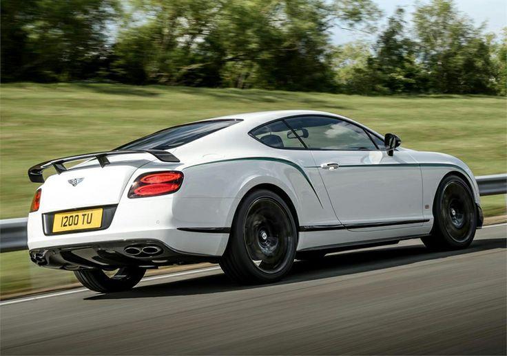 Bentley Continental GT3-R. http://blog.autosdiamond.com