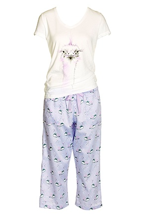 Image for Ostrich Pj Set from Peter Alexander
