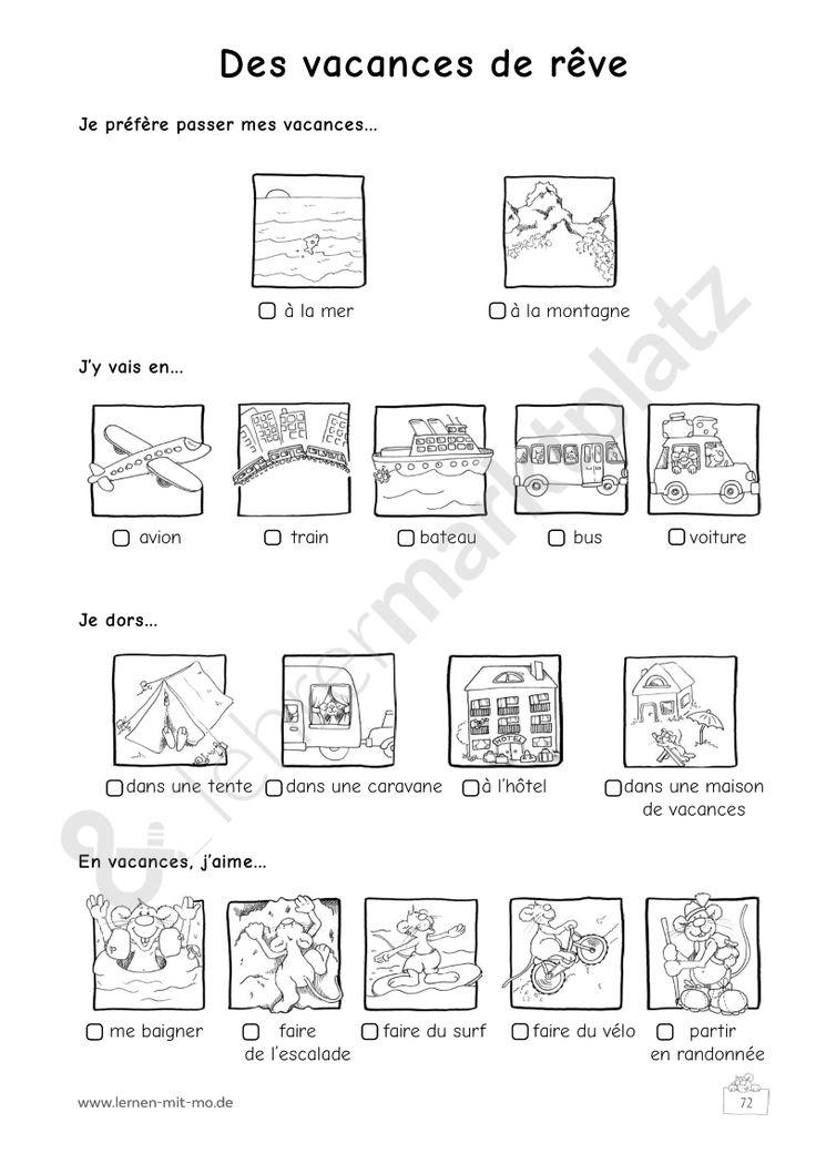 Französisch lernen mit Mo – Teil 5 – Französisch